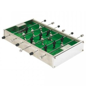 Настольный мини-футбол TableTop mini Tischkicker table D010 - 21x10.5x3.5см